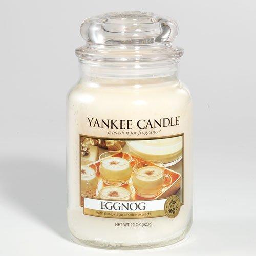 Eggnog Yankee Candle 22oz