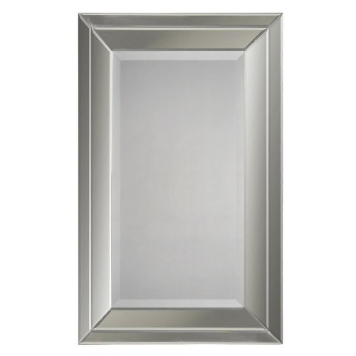 Ren-Wil Mt921 Wall Mount Mirror By Jonathan Wilner And Paul De Bellefeuille, 38 By 24-Inch front-916873