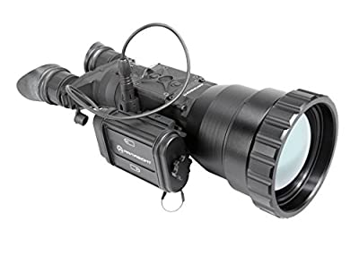 Command 640 3-24x75 (30 Hz) Thermal Imaging Bi-Ocular, FLIR Tau 2 - 640x512 (17?m) 30Hz Core, 75 mm Lens from Armasight Inc.