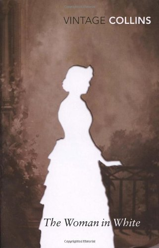 Large book cover: The Woman in White