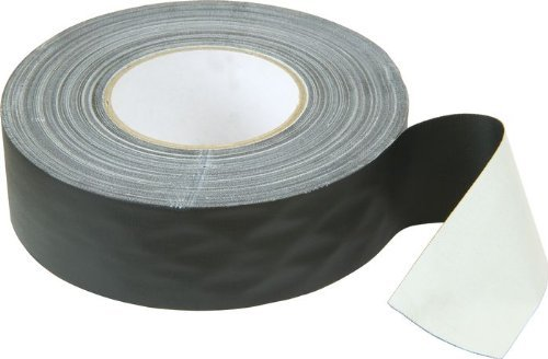 Hosa 2-Inch Gaffers Tape 60 Yards, Black