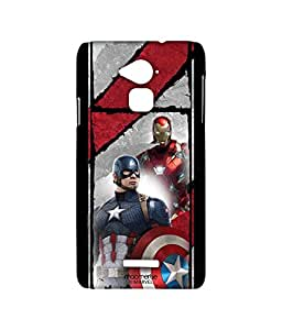 The Civil War - Sublime Case for Coolpad Note 3
