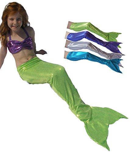 Swimmable Mermaid Tail - Multiple Colors, Childrens, Monofin Compatable