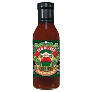 4 Pack HSH OLD DUFFER PEACH Grilling Sauce/Marinade 12 oz