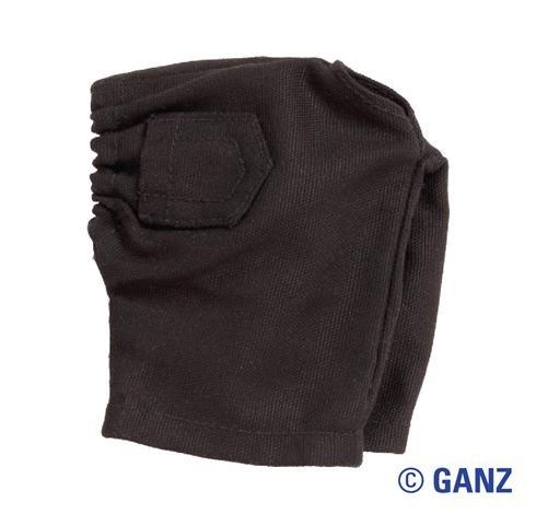 Webkinz Clothes - Black Jeans