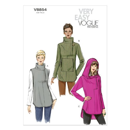 vogue-patterns-v8854-misses-tunic-sewing-template-size-0y-xsm-sml-med