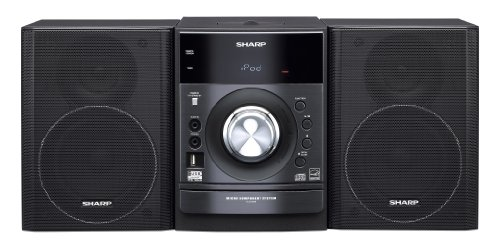Sharp HE XLDH259P Micro Audio System