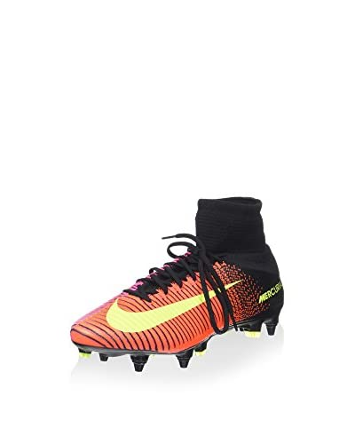 Nike Stollenschuh Mercurial Superfly V Sg-Pro rot/schwarz