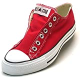 Converse Chuck All Star Low Slip On Red / 110200