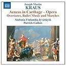 Kraus: Overtures & Ballet Music