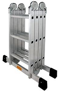 Aluminium Klappleiter Arbeitsleiter  GartenKundenbewertung und weitere Informationen