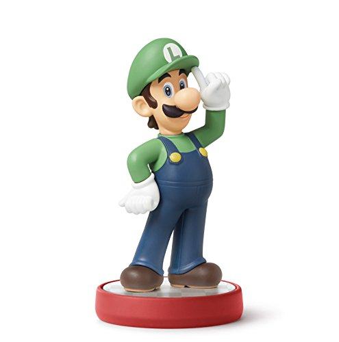 Luigi amiibo (Super Mario Bros Series) (Wiiu Super Mario Brothers compare prices)