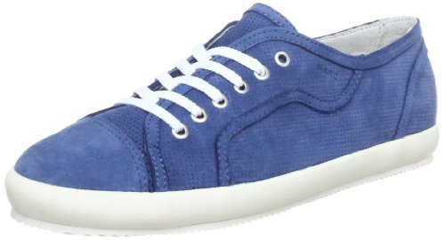 Marc Shoes 1.653.04-21/134-Maki Low Top Womens Blue Blau (ozean 790) Size: 6 (39 EU)