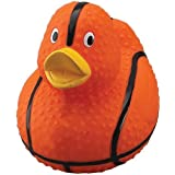 Basketball Rubber Duck Trade Show Giveaway
