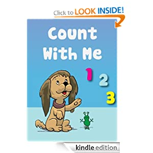 FREE KINDLE BOOK: Count With Me, by Victorine E. Lieske. Publication Date: April 4, 2012