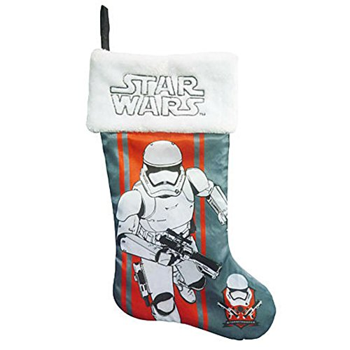 Star Wars 20 Inch Storm Trooper Christmas Stocking