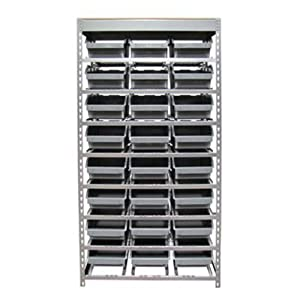 Gorilla Rack Hardware Bin Rack