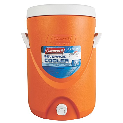Coleman 5 Gallon Beverage Cooler (Coleman Ice Less Cooler compare prices)