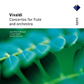 Flute Concerto in G major Op.10 No.6 RV437 : I Allegro