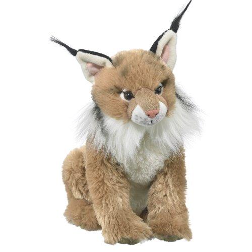 "12"" Lynx Plush Stuffed Animal Soft Toy front-318729"