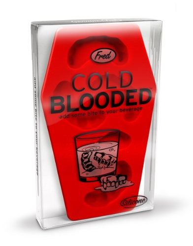 Fred and Friends Cold Blooded Vampire Ice Tray (Freezer Coffin compare prices)
