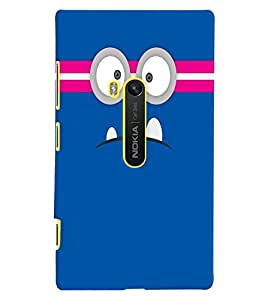 Nokia Lumia 920 MULTICOLOR PRINTED BACK COVER FROM GADGET LOOKS