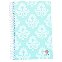 bloom daily planners 2015-16 Academic Year Daily Planner (+) Passion/Goal Organizer (+) Fashion Agenda (+) Weekly Diary (+) Monthly Datebook and Calendar (+) August 2015 Through July 2016 (+) 5.5