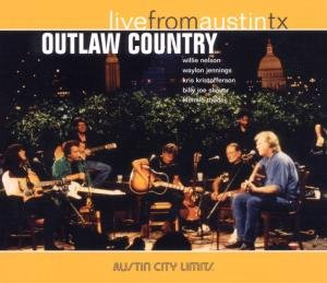 WAYLON JENNINGS - Outlaw Country - Live From Austin Tx (Dig) - Zortam Music