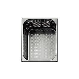 Fimel - Bacinella gastronorm inox forata GN1/2 320x265 P.100 mm