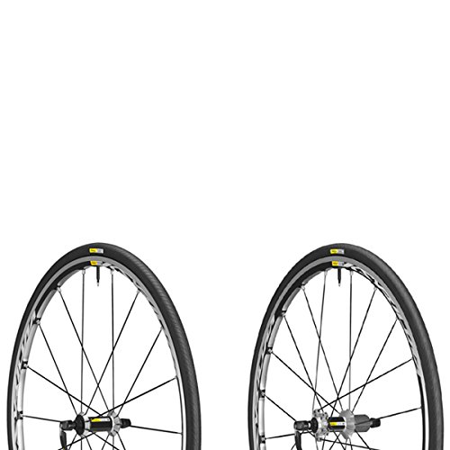 Mavic Ksyrium Elite S Wheel System Black, Shimano/SRAM