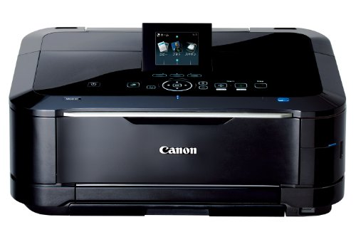 Canon PIXUS インクジェット複合機 ブラック MG6130BK
