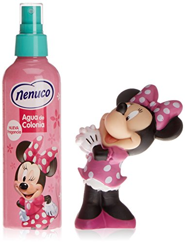 Nenuco Spray Minnie Fragrancia-Cofanetto per bambini-175 ml