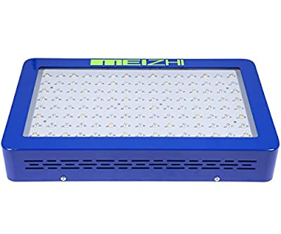 MEIZHI 600W Led Grow Light Full Spectrum for Hydropnics Indoor/Greenhouse Growing Veg and Bloom