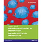 img - for Edexcel International GCSE Mathematics A Student Book 2 with ActiveBook CD (Edexcel International GCSE) (Mixed media product) - Common book / textbook / text book