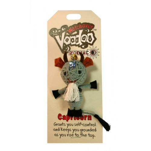 Watchover Voodoo Capricorn Doll, One Color, One Size