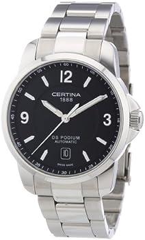 Certina Stainless Steel Men's Watch