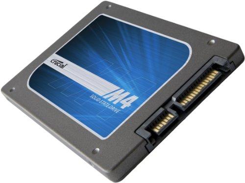 Crucial CT256M4SSD2 256GB m4 2.5-inch SATA 6Gb/s (SATA III) Internal SSD
