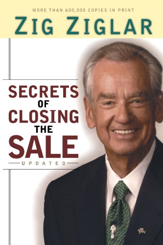 Secrets of Closing the Sale (Secret Direct compare prices)