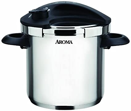 Aroma APC 600S Stainless Steel 5 L Pressure Cooker