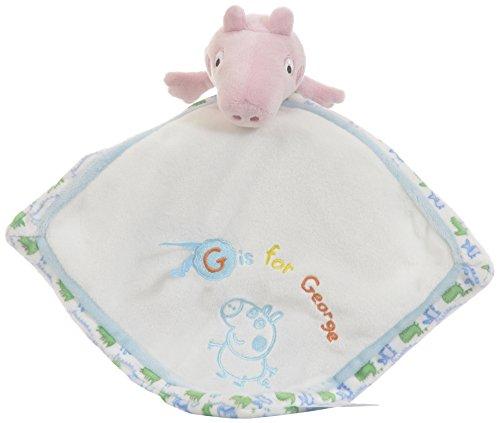 Peppa Pig George Pig Comfort Blanket - 1
