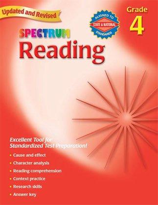 CARSON DELLOSA Grade 4 Spectrum Spelling - 1