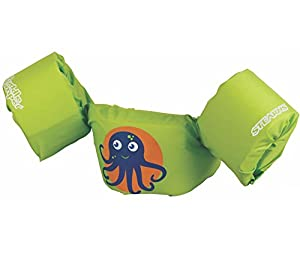 Stearns Puddle Jumper Basic Life Jacket, Octopus, 30-50 lbs