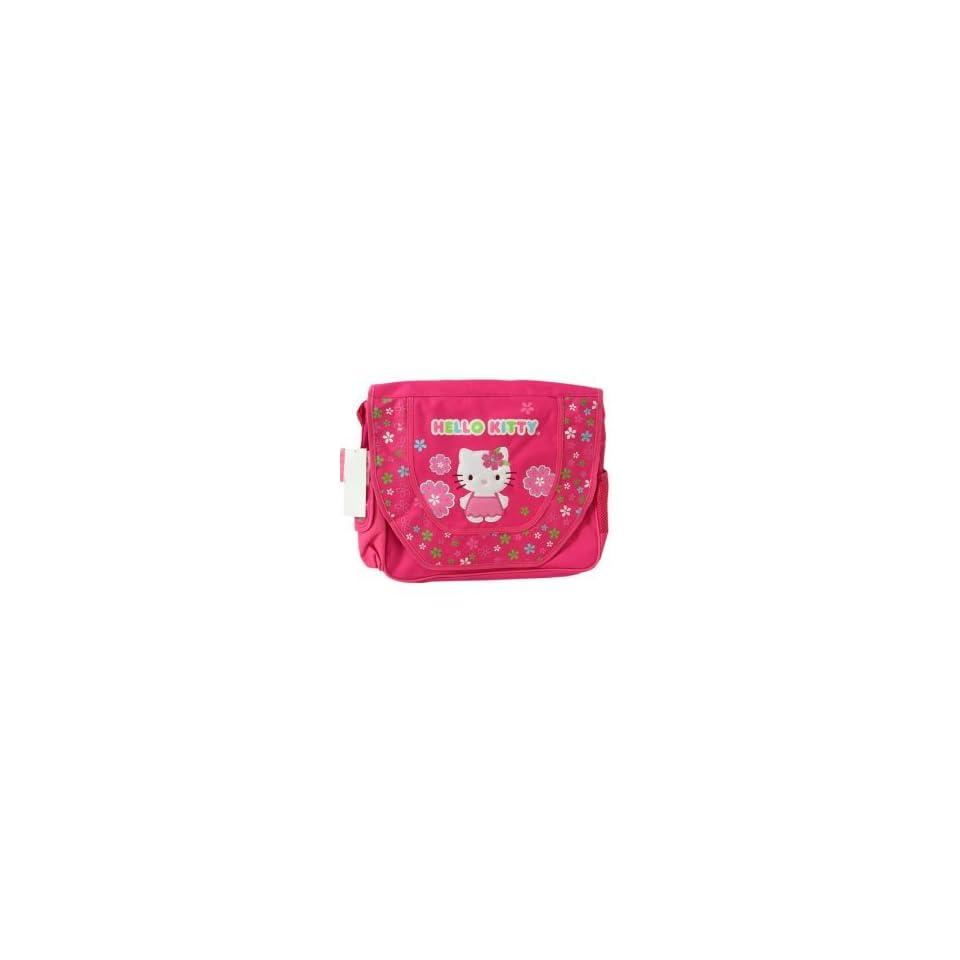 9e05f08fe5 Sanrio Hello Kitty Messenger Bag Flower Shop 37747 on PopScreen