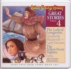 Great Stories Volume 4 CD Album | 1-60079-037-2 (Great Stories, Volume 4)