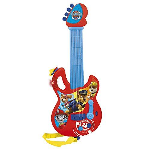 Paw Patrol - Guitarra electrónica, 52 cm (Reig 2524)