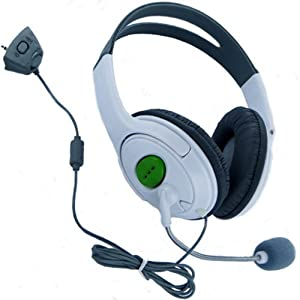 how to connect headset to xbox 360
