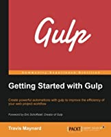 Getting Started with Gulp Front Cover