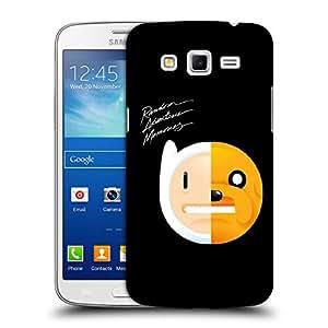 Snoogg Random Adventure Memories Designer Protective Back Case Cover For Samsung Galaxy Grand 2
