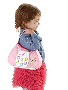 Fisher-Price Laugh and Learn Sis' Smart Stages Purse from Fisher-Price