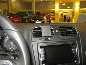Brodit ProClip Center mount - VW Golf VI ab Baujahr 2009 - Halterung - Schwarz - ABS-Plastik (854260)